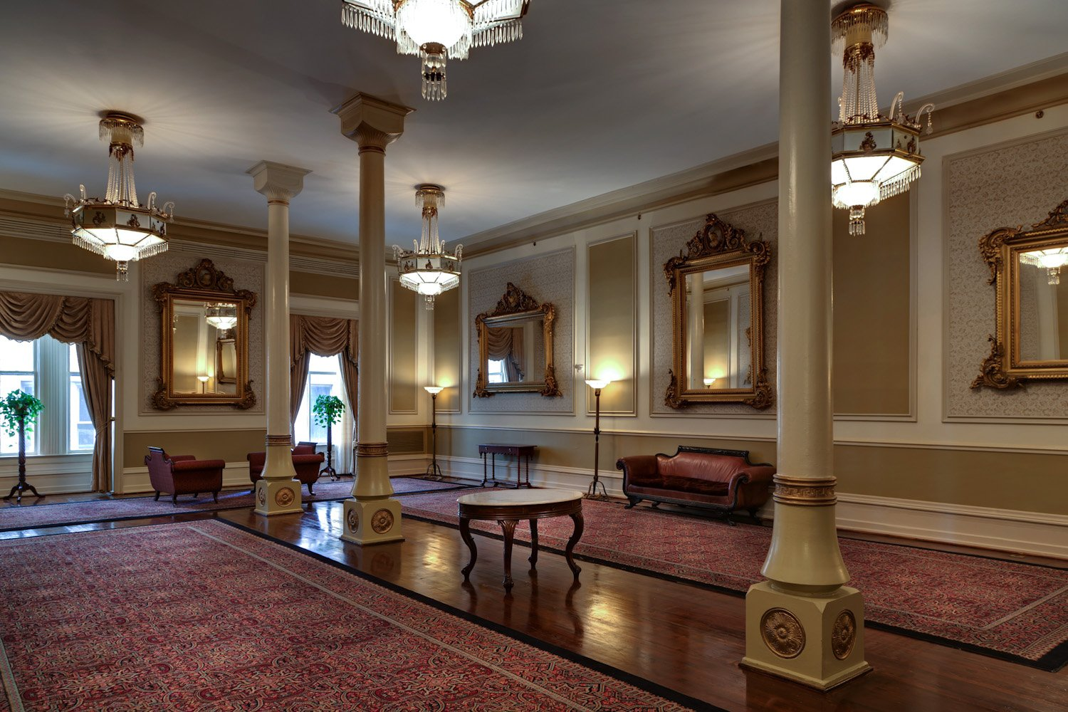 The Driskill Maximillian Room Space