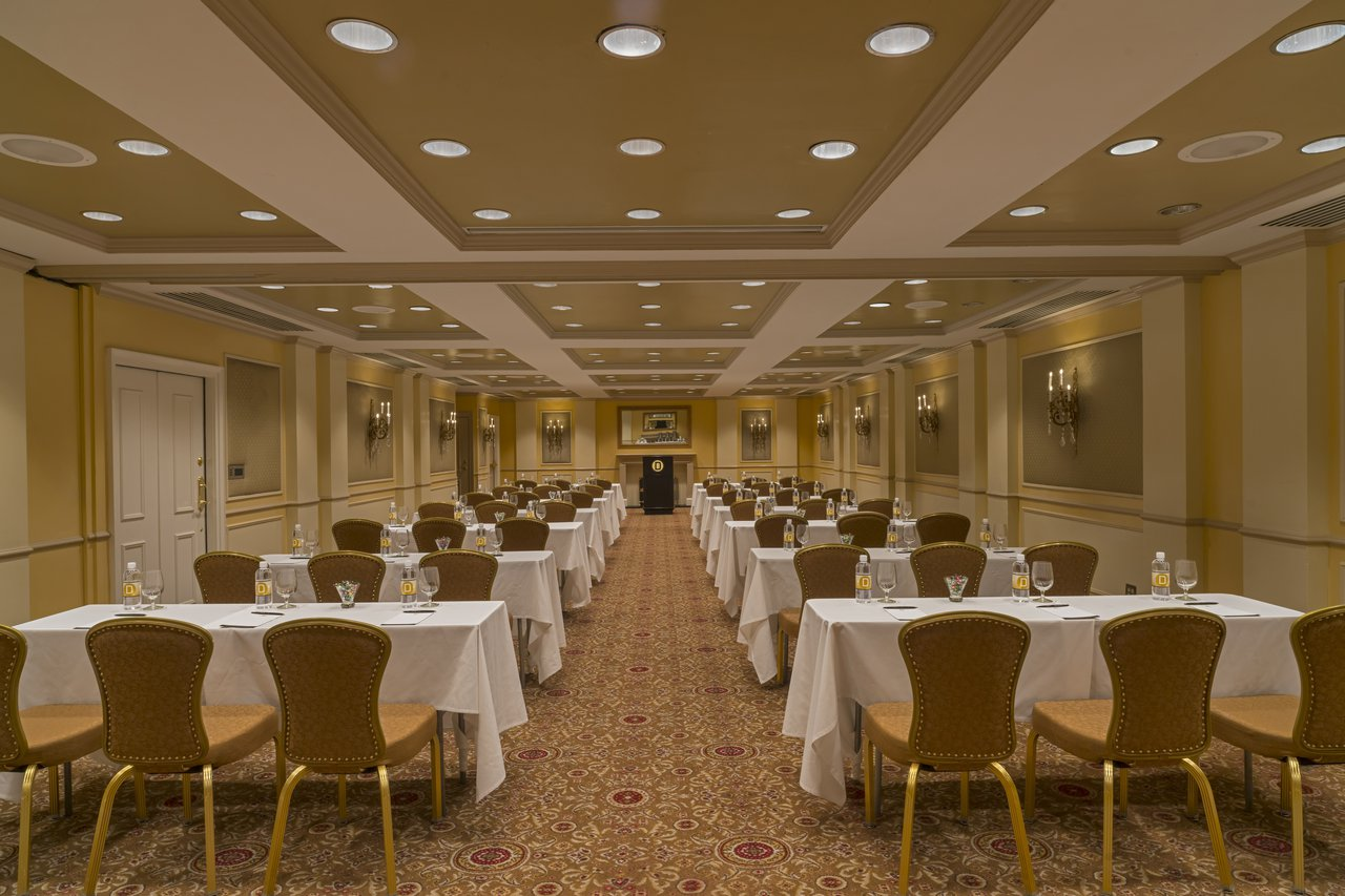 The Driskill Citadel Meeting Space
