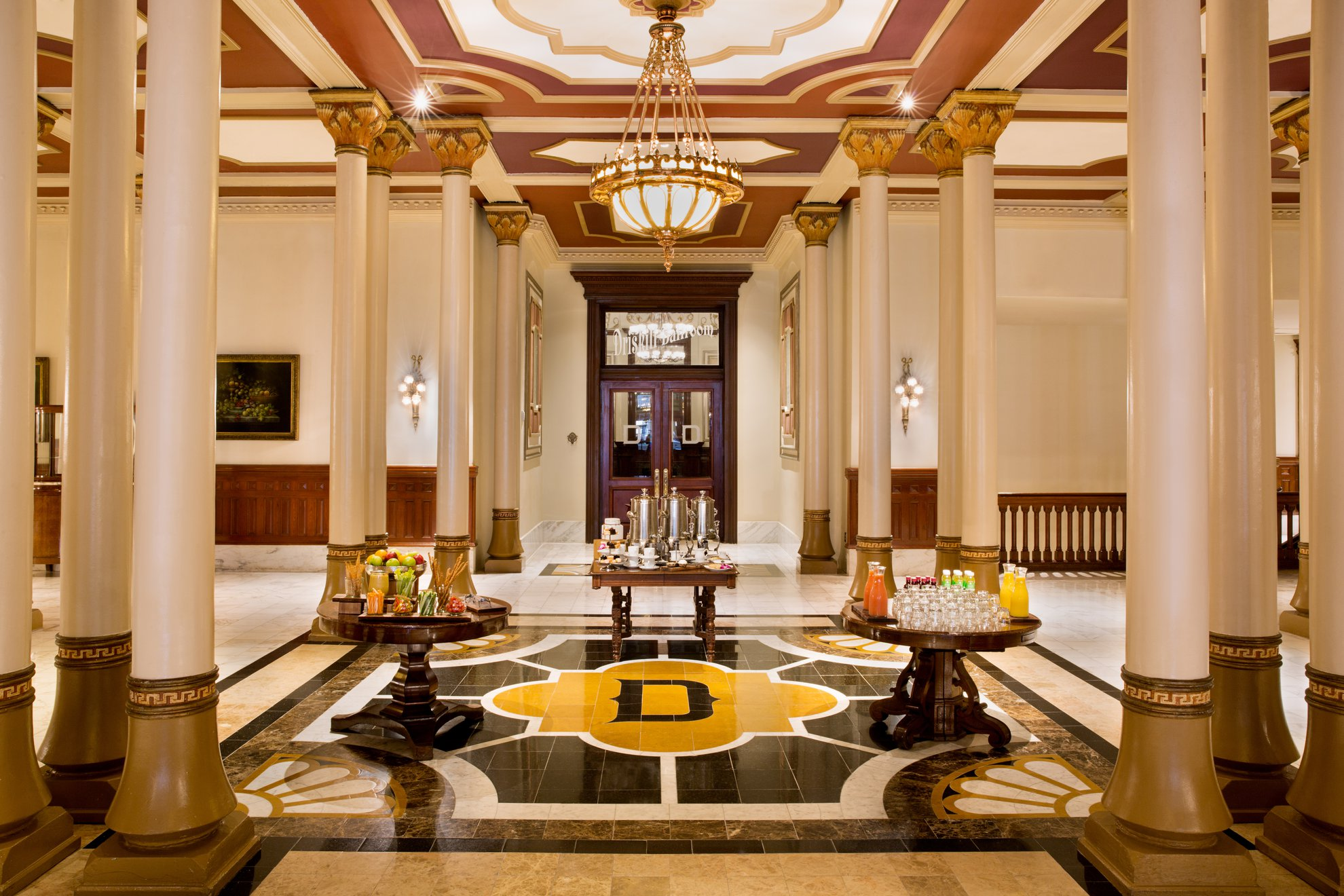 The Driskill Mezzanine Event Space