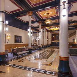 The Driskill Hotel in Downtown Austin