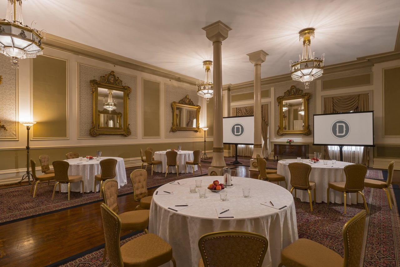 The Driskill Maximillian Event Space