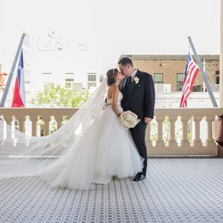 Outdoor Downtown Austin Weddings