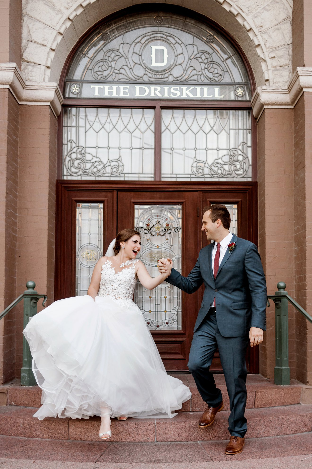 The Driskill Austin Tx Weddings