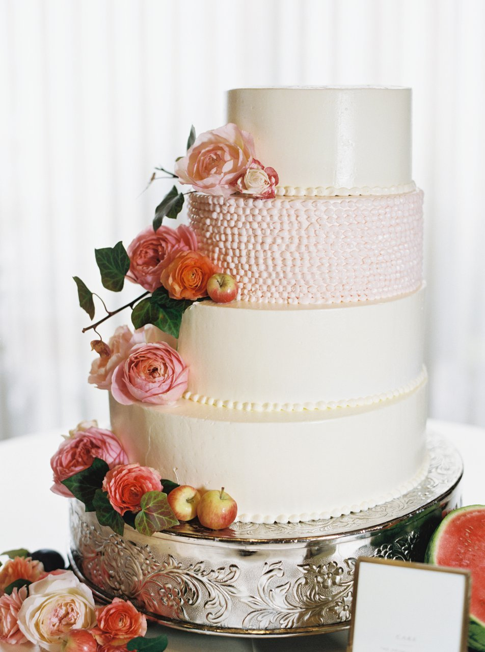 Wedding Shoot Cake