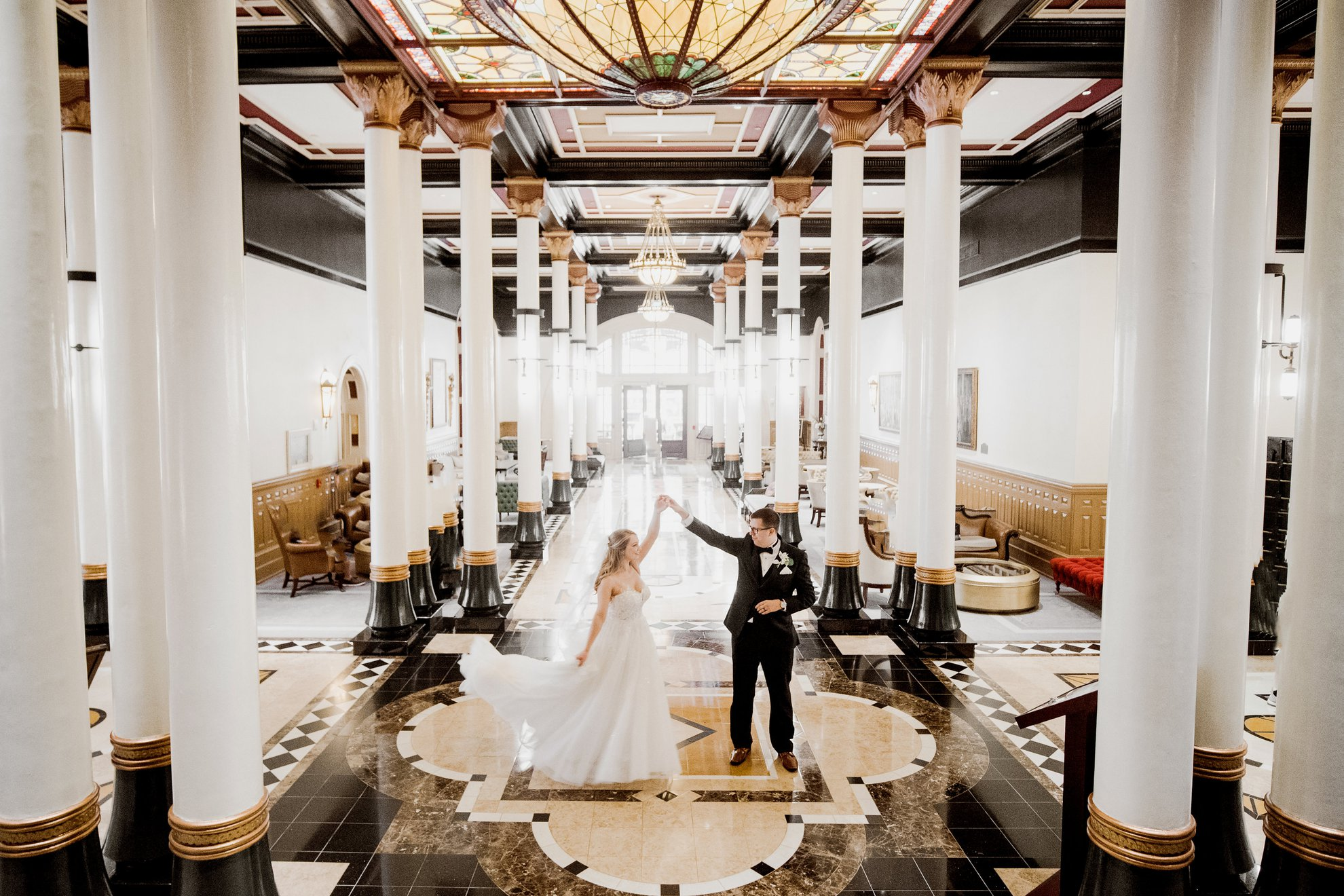 The Driskill Austin Weddings