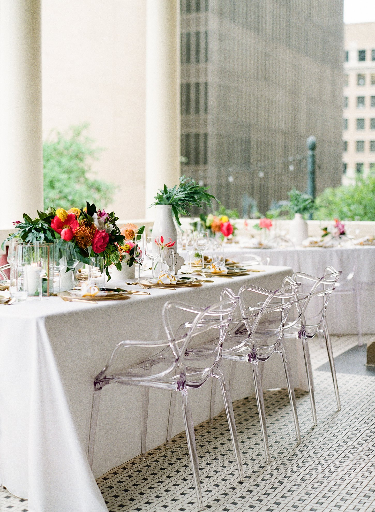 Downtown Austin Balcony Event Space